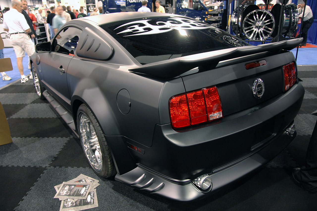 Ugliest Ford Mustang Ever Photo Gallery Autoblog