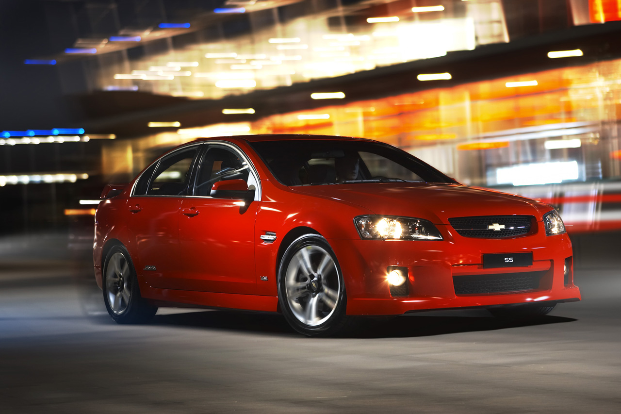 2009 Chevy Lumina Ss Middle East Photo Gallery Autoblog