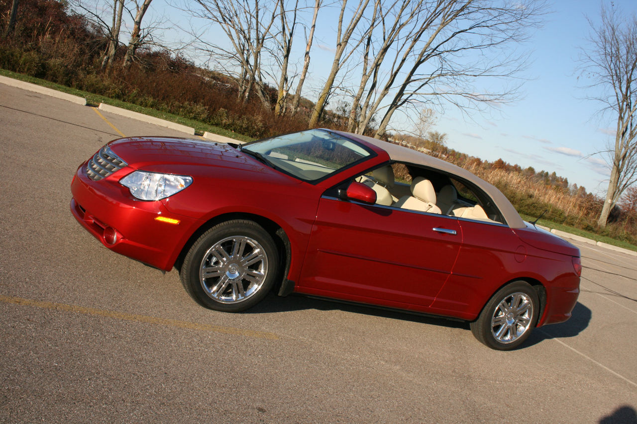 2008 chrysler sebring limited convertible photo gallery autoblog. Cars Review. Best American Auto & Cars Review