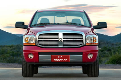 Dodge Ram production idled at
