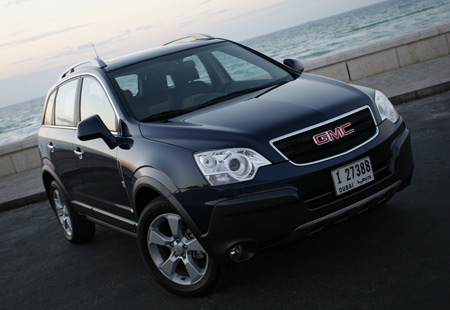 REPORT: 2009 GMC Terrain to replace Pontiac Torrent in US