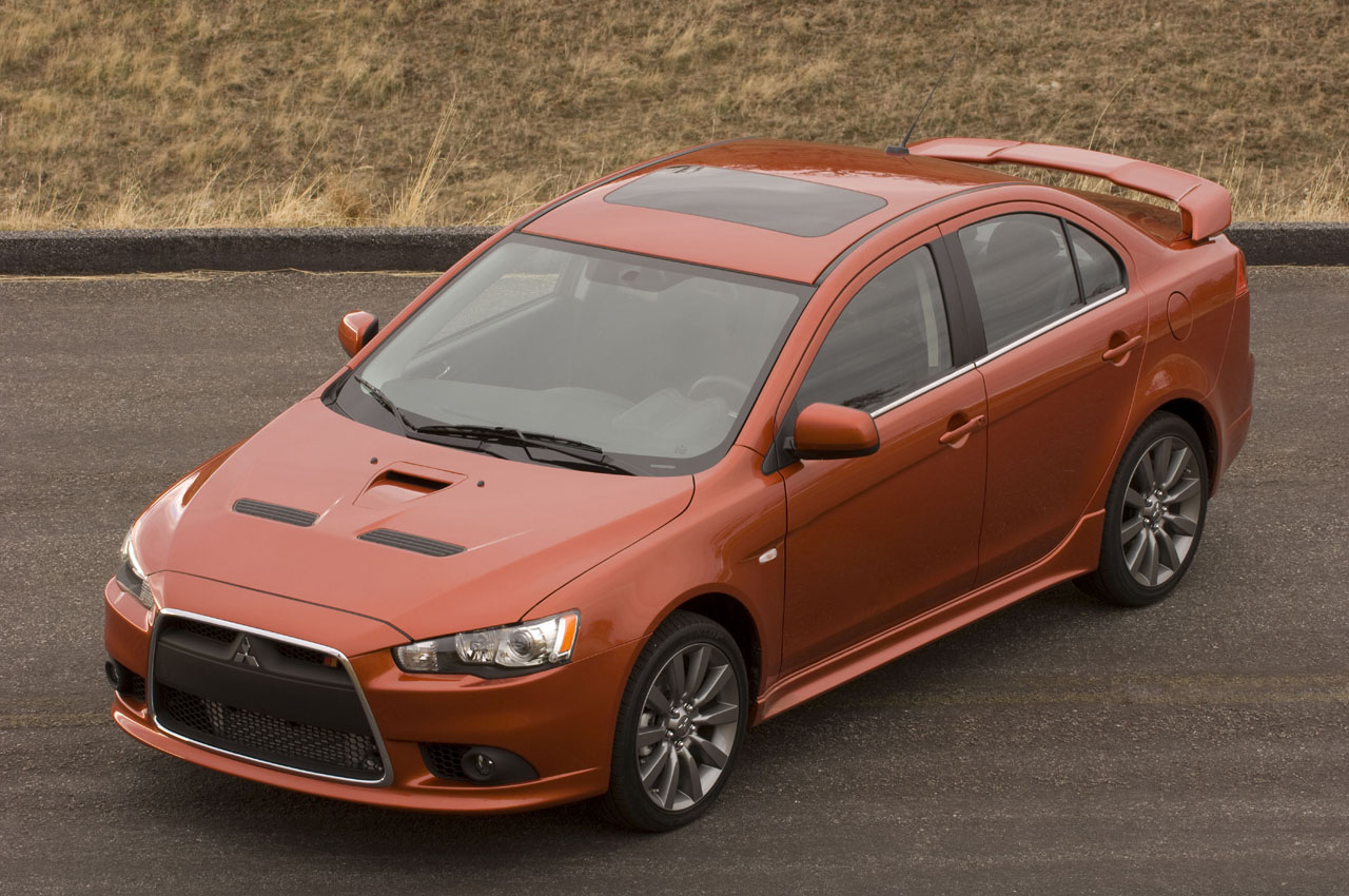 2009 mitsubishi lancer ralliart photo gallery autoblog. Black Bedroom Furniture Sets. Home Design Ideas