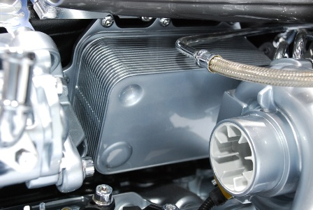 Audi q7 oil cooler data set for Motor oil for audi q5
