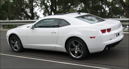 MY DREAM 2009 Camaro