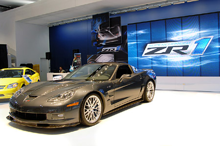 Chevrolet Corvette zr1 High Ride