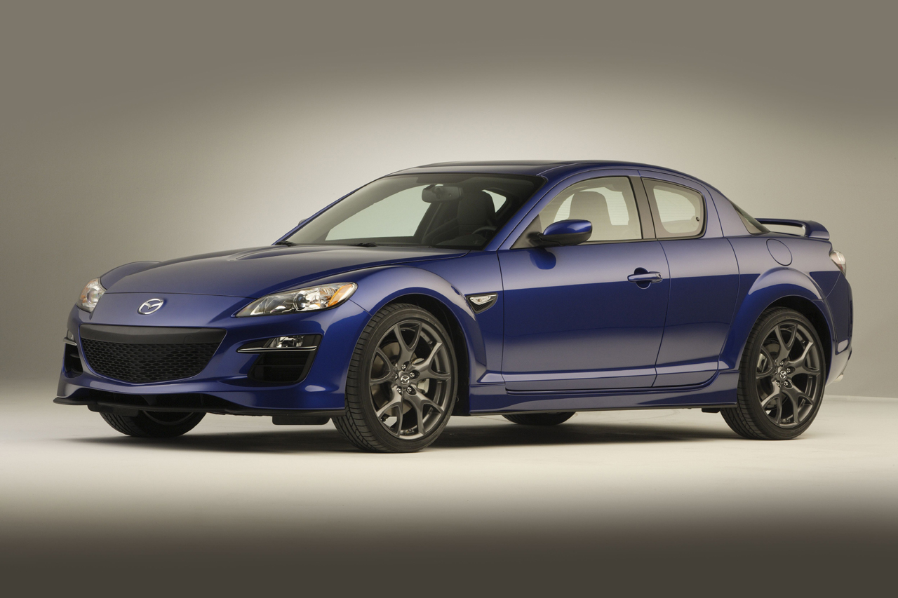 Mazda stops RX-8 production - Autoblog