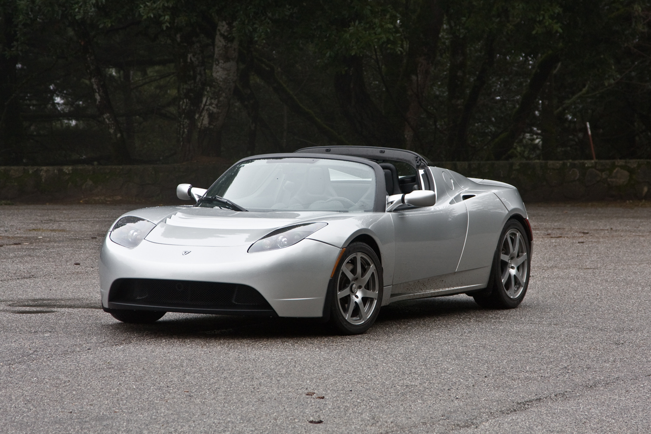 Pre Owned Tesla >> First Drive: Tesla Roadster Photo Gallery - Autoblog