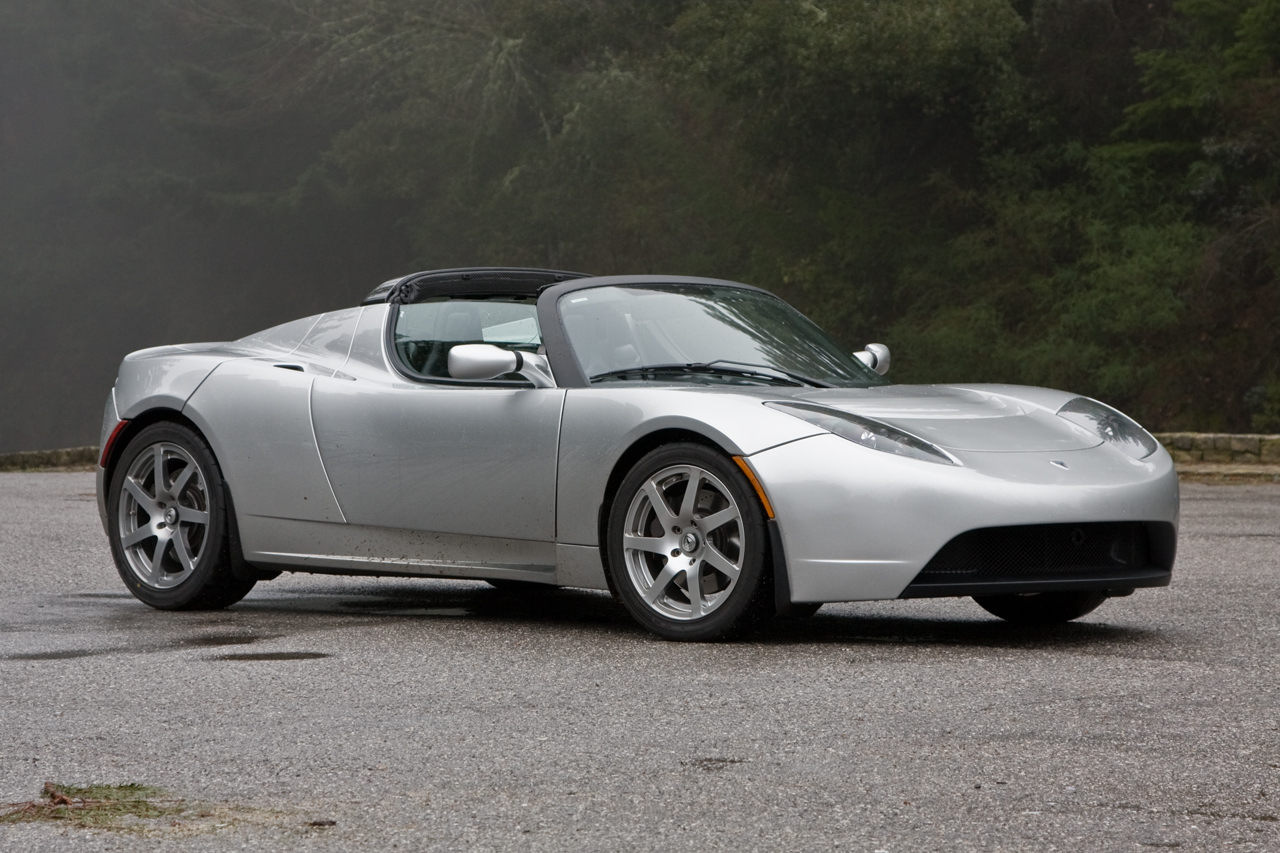 First Drive Tesla Roadster Photo Gallery Autoblog