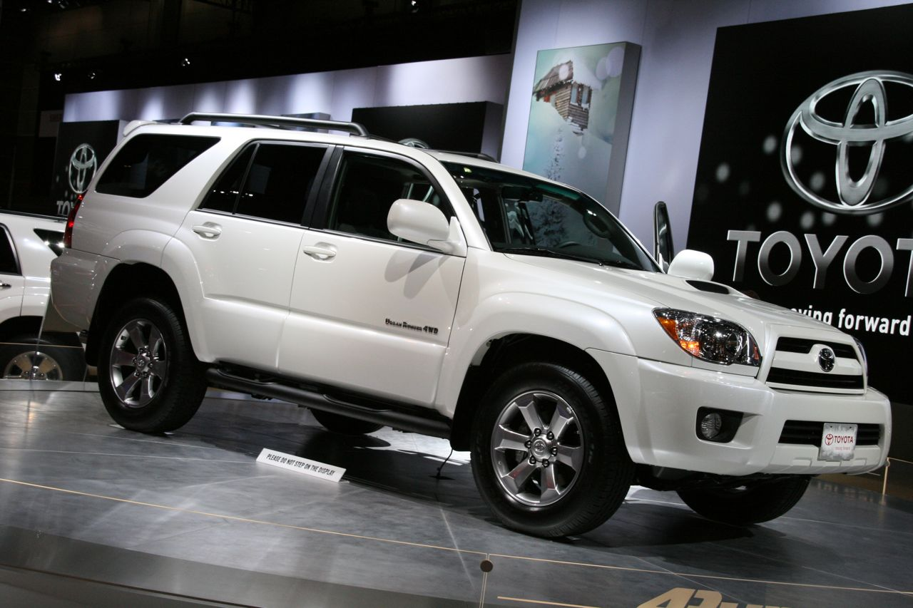 2008 Toyota 4runner With Urban Runner Package Photo Gallery Autoblog