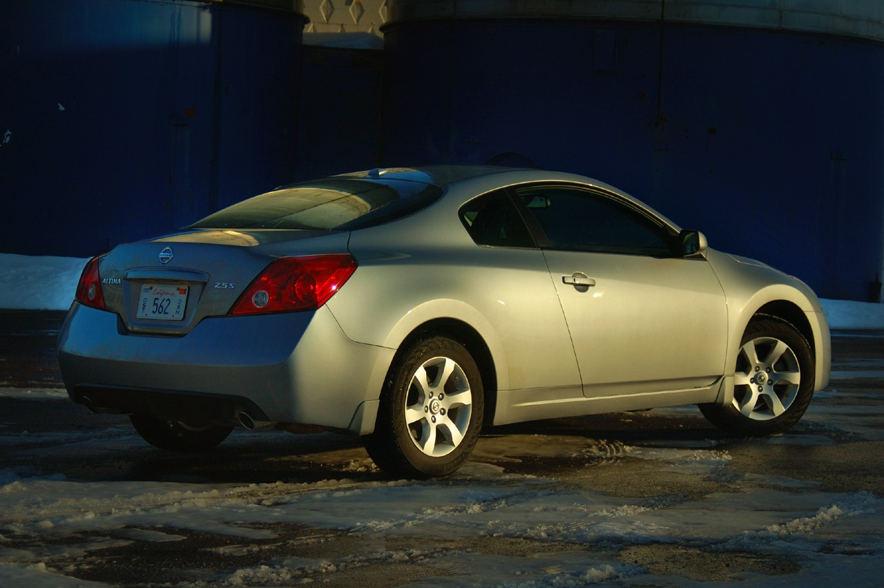 02 nissan altima review: