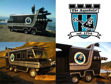 Craigslist find of the day: The Aquabats RV