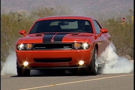 Video  Jay Leno gifts army vet Challenger Hellcat on Today Show