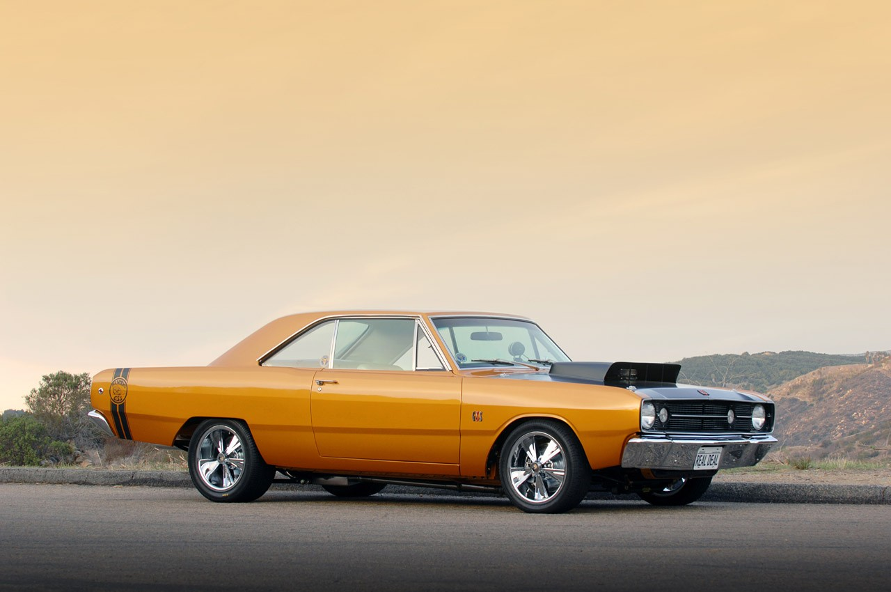 1968 Dodge Gss Hemi Dart Photo Gallery Autoblog