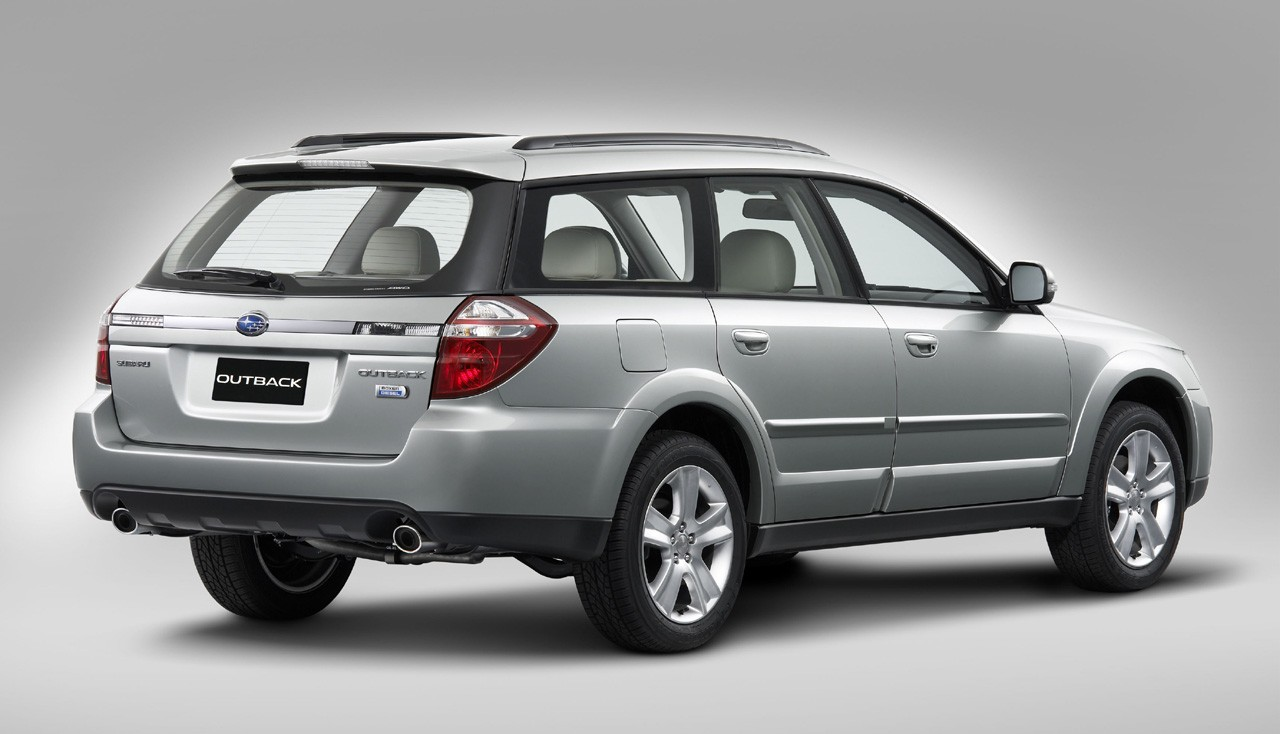 2008 Subaru Outback 2 0d Related Infomation Specifications