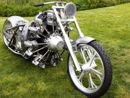 classic choppers custom