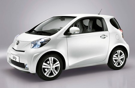 2009 Toyota iQ production version