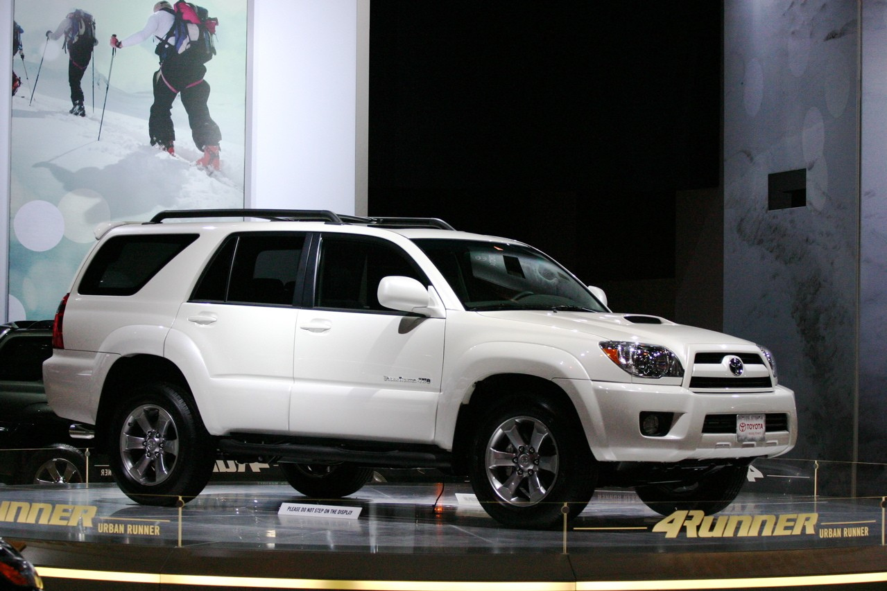Diecast Toyota 4runner >> 2008 Toyota 4Runner with Urban Runner package Photo Gallery - Autoblog