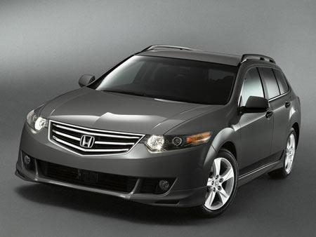 Honda's Euro-spec Accord 2011