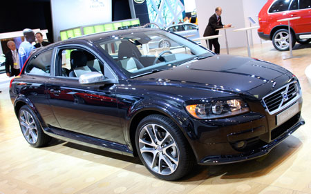 Volvo Suvs on Click Above To View High Res Gallery Of The Volvo C30 R Design