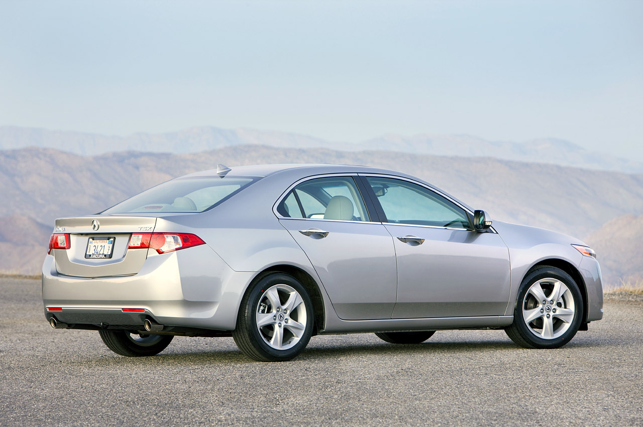 2009 Acura Tsx Photo Gallery Autoblog