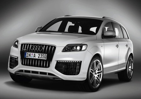 2007 Audi Q7 V12 Tdi Concept. of the Audi Q7 V12 TDI