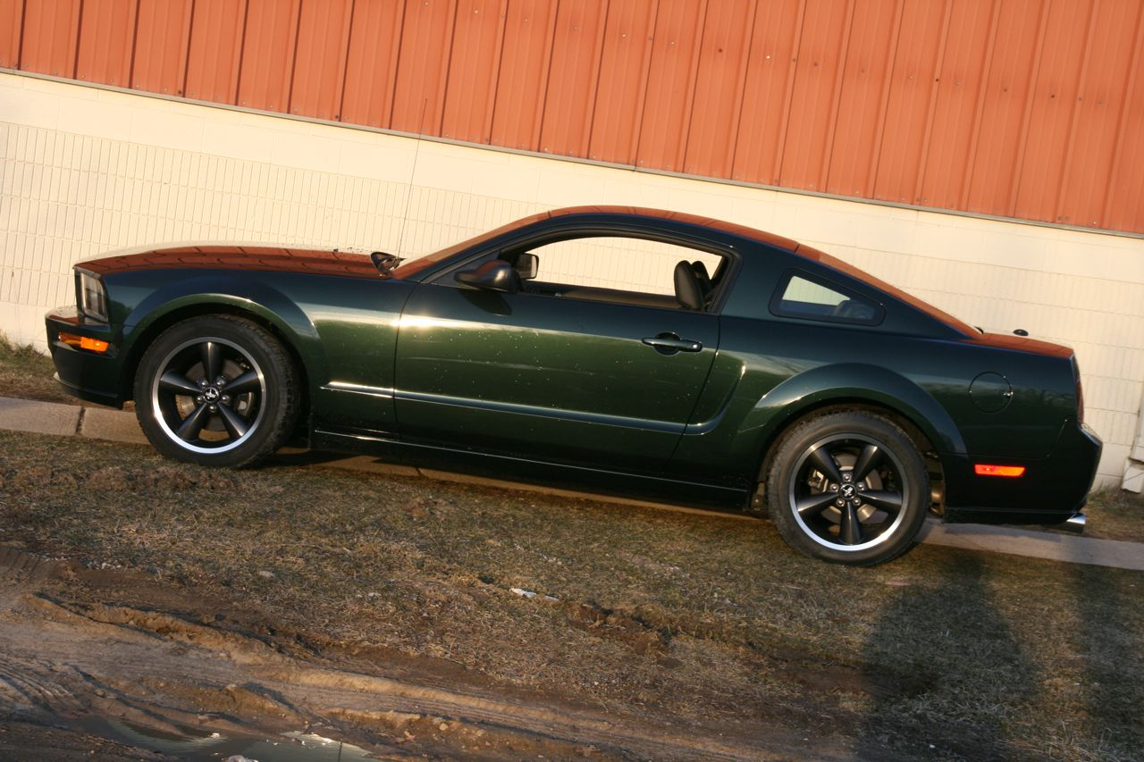 2008 ford mustang bullitt value car autos gallery. Black Bedroom Furniture Sets. Home Design Ideas