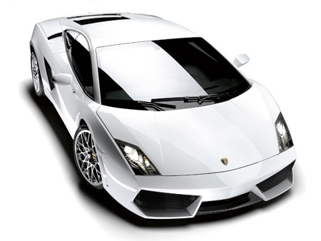 of the Lamborghini LP560-4