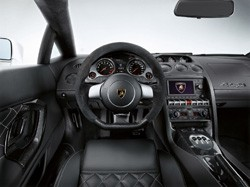Lamborghini Gallardo LP560-4 Interior