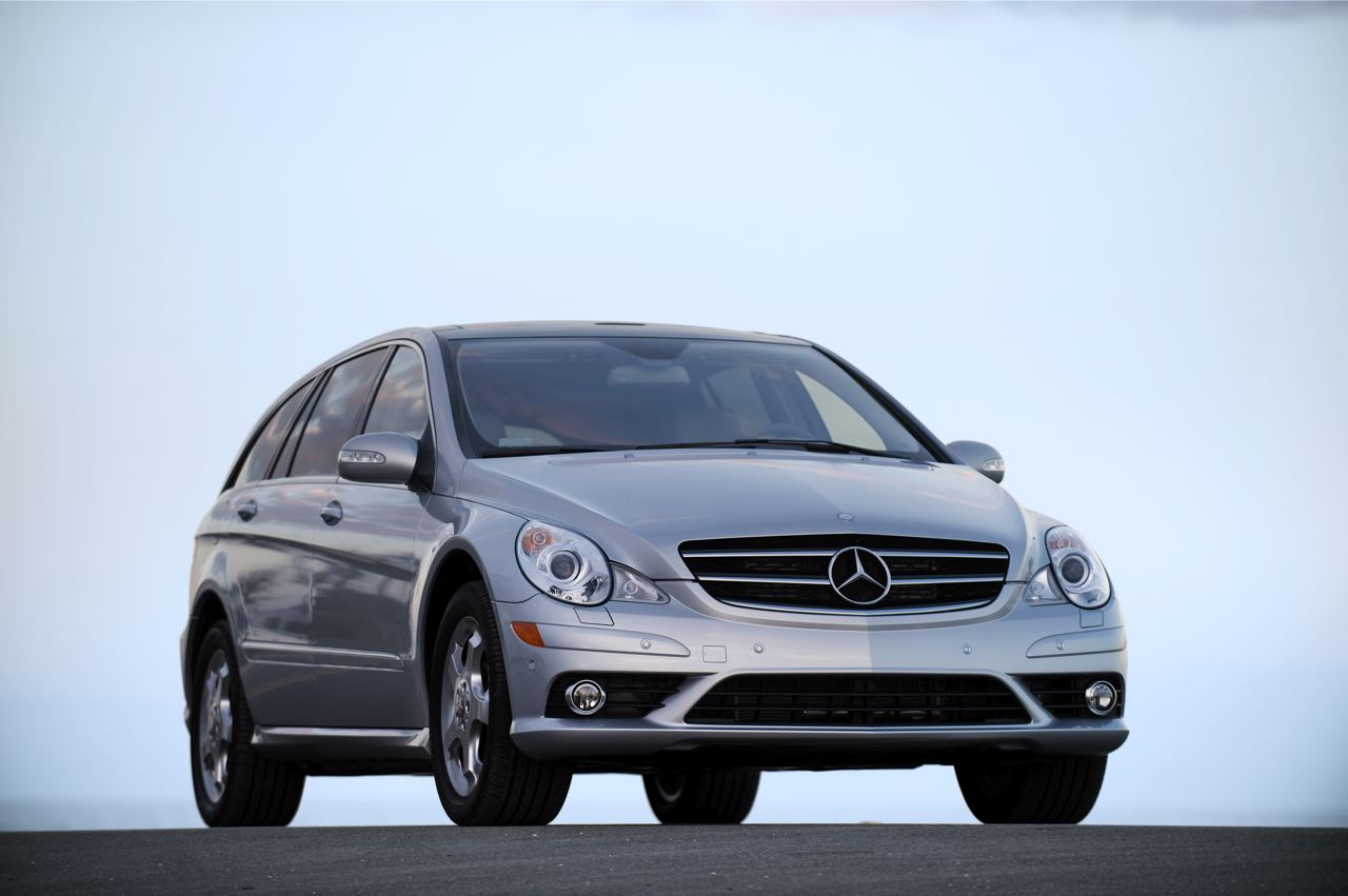 2009 mercedes benz bluetec suvs photo gallery autoblog for Mercedes benz bluetec suv