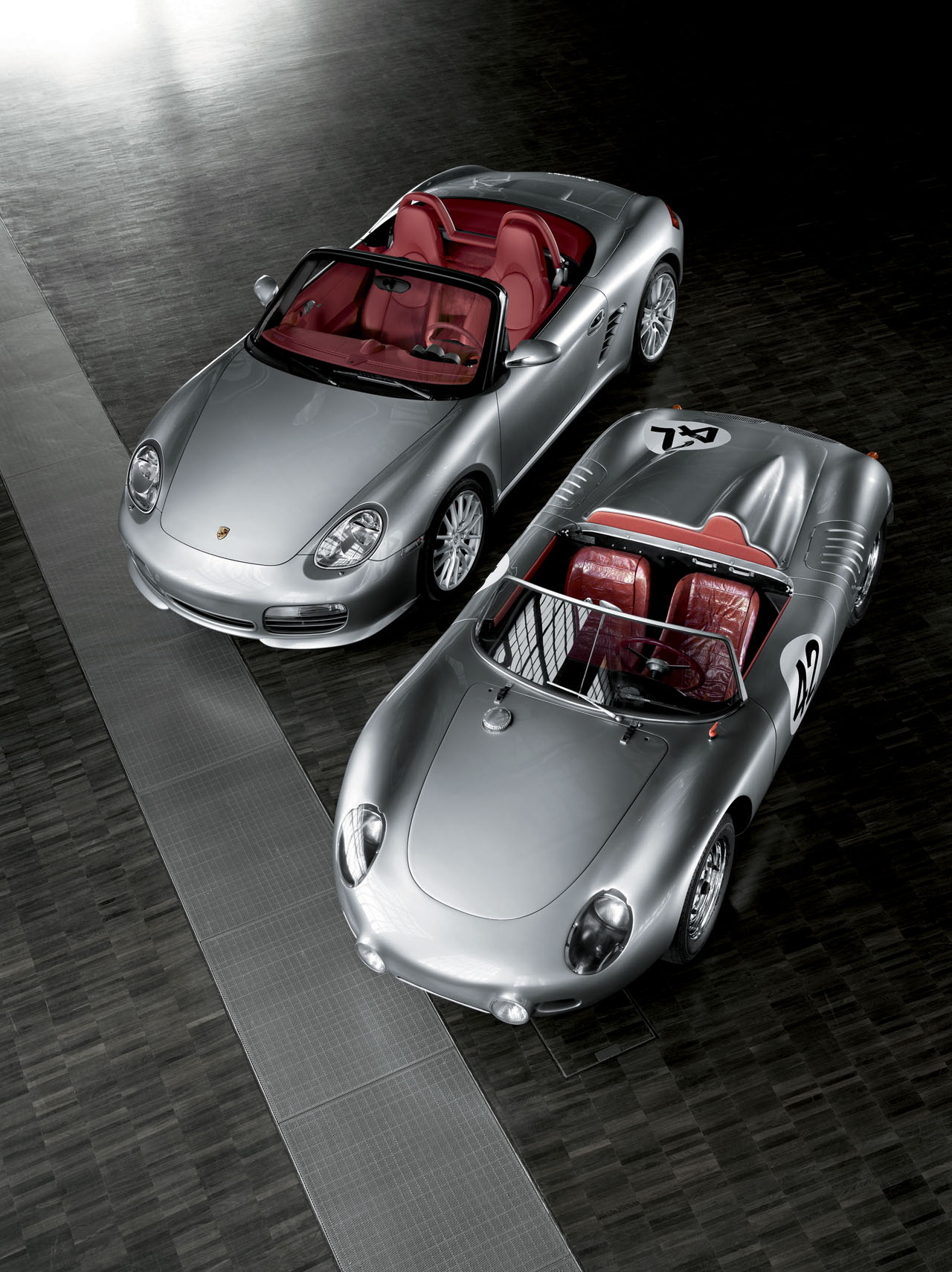 Porsche Boxster Rs 60 Spyder Limited Edition Photo Gallery