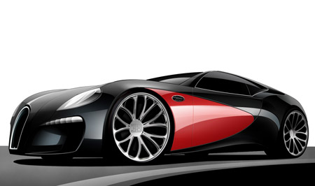 2010 Bugatti Streamliner Top Cars