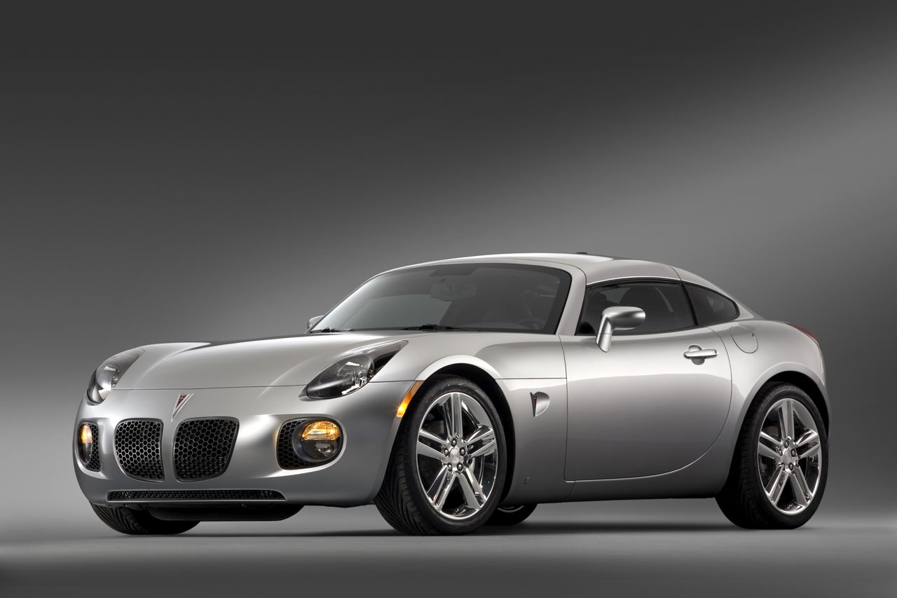 2010 Pontiac Solstice Coupe Photo Gallery Autoblog