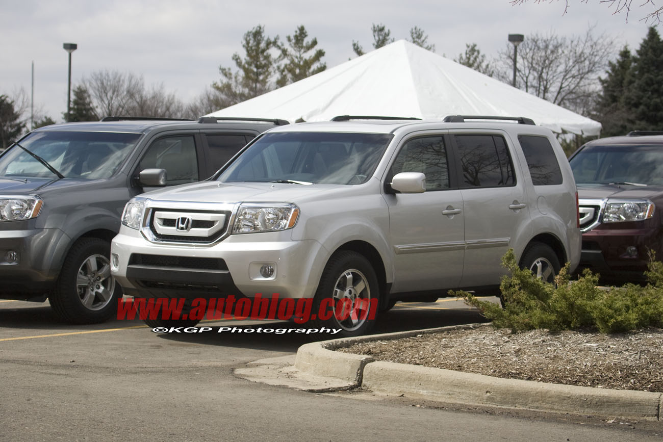 2015 Honda Pilot Spy Shots.html | Autos Post