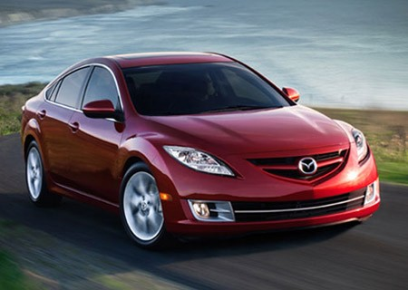 Click above for a photo gallery of the 2009 Mazda6