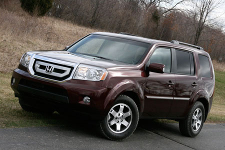 2009 Honda Pilot – Click above for high-res image gallery