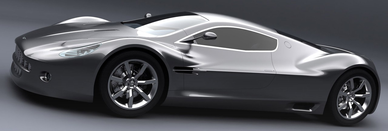 Audi Certified Pre Owned >> Aston Martin AM V10 Concept Photo Gallery - Autoblog