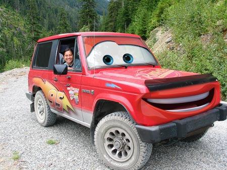 pixar cars 2 toys. Pixar confirms Cars 2 for 2012