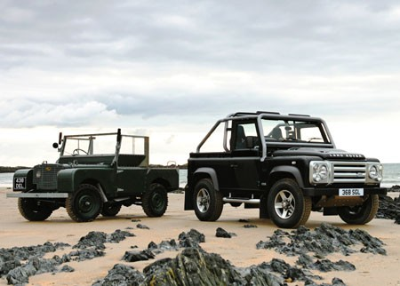 2013 Land Rover Defender SVX