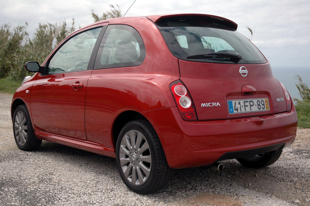 nissan 360 the micra 160 sr photo gallery autoblog. Black Bedroom Furniture Sets. Home Design Ideas