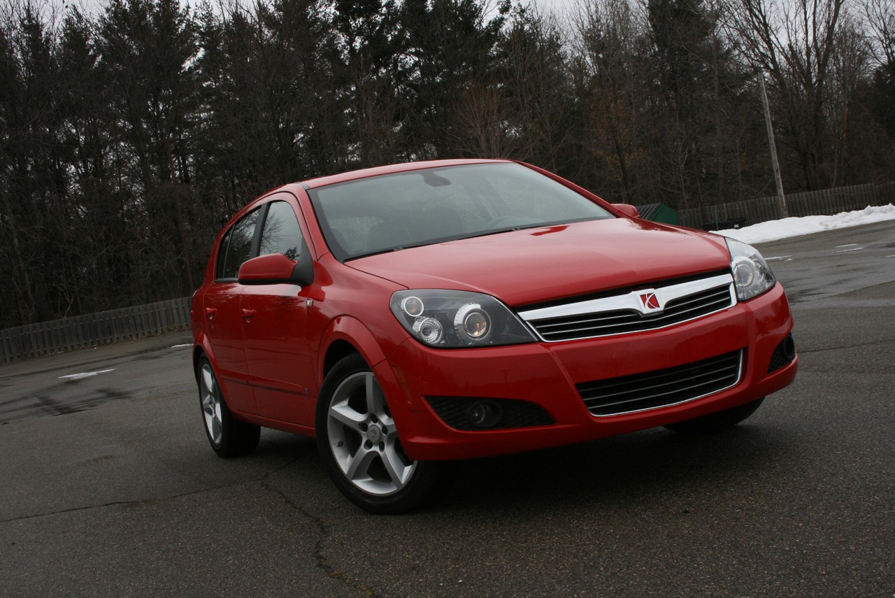 Review 2008 Saturn Astra Xr Photo Gallery Autoblog
