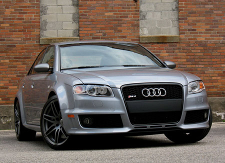 on The Current B7 Audi A4 Is A Lame Duck Due To Be Replaced Shortly By A