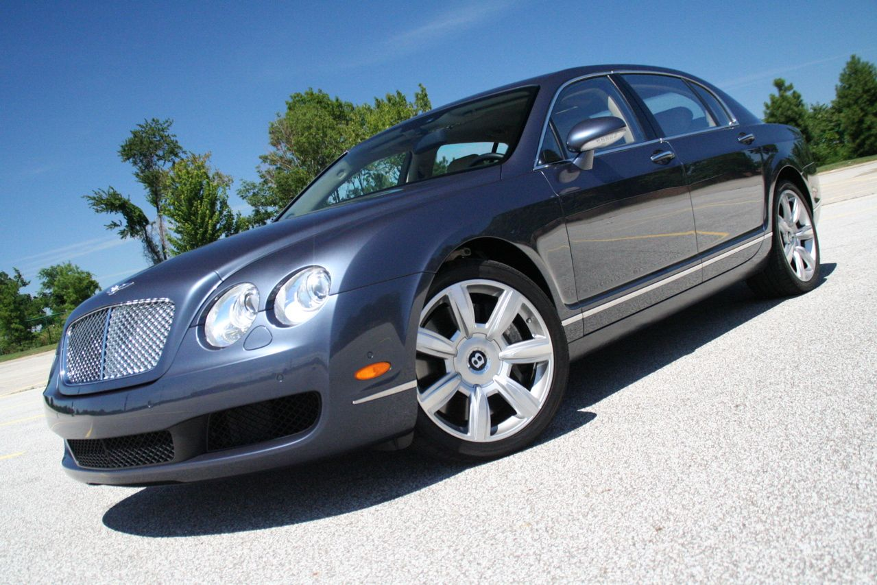 In the Autoblog Garage: 2006 Bentley Continental Flying ...