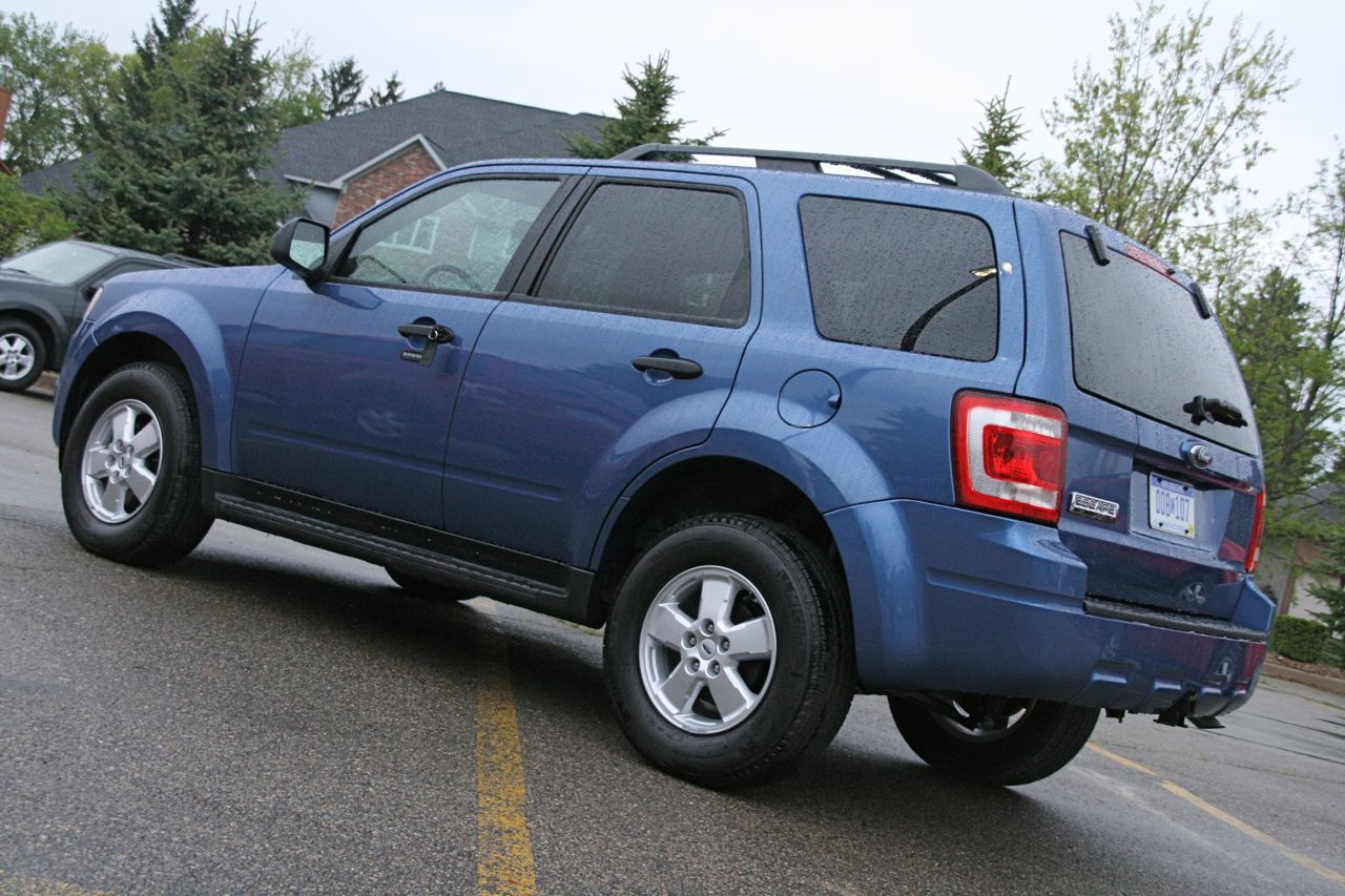 First Drive 2009 Ford Escape Photo Gallery Autoblog