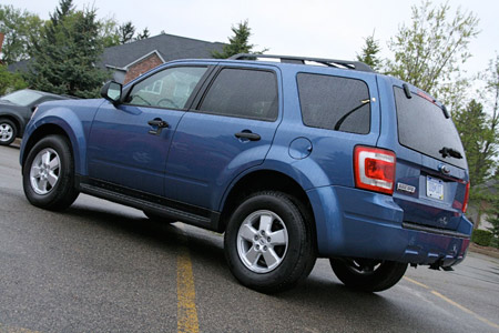2009 Ford Escape Specs And Prices