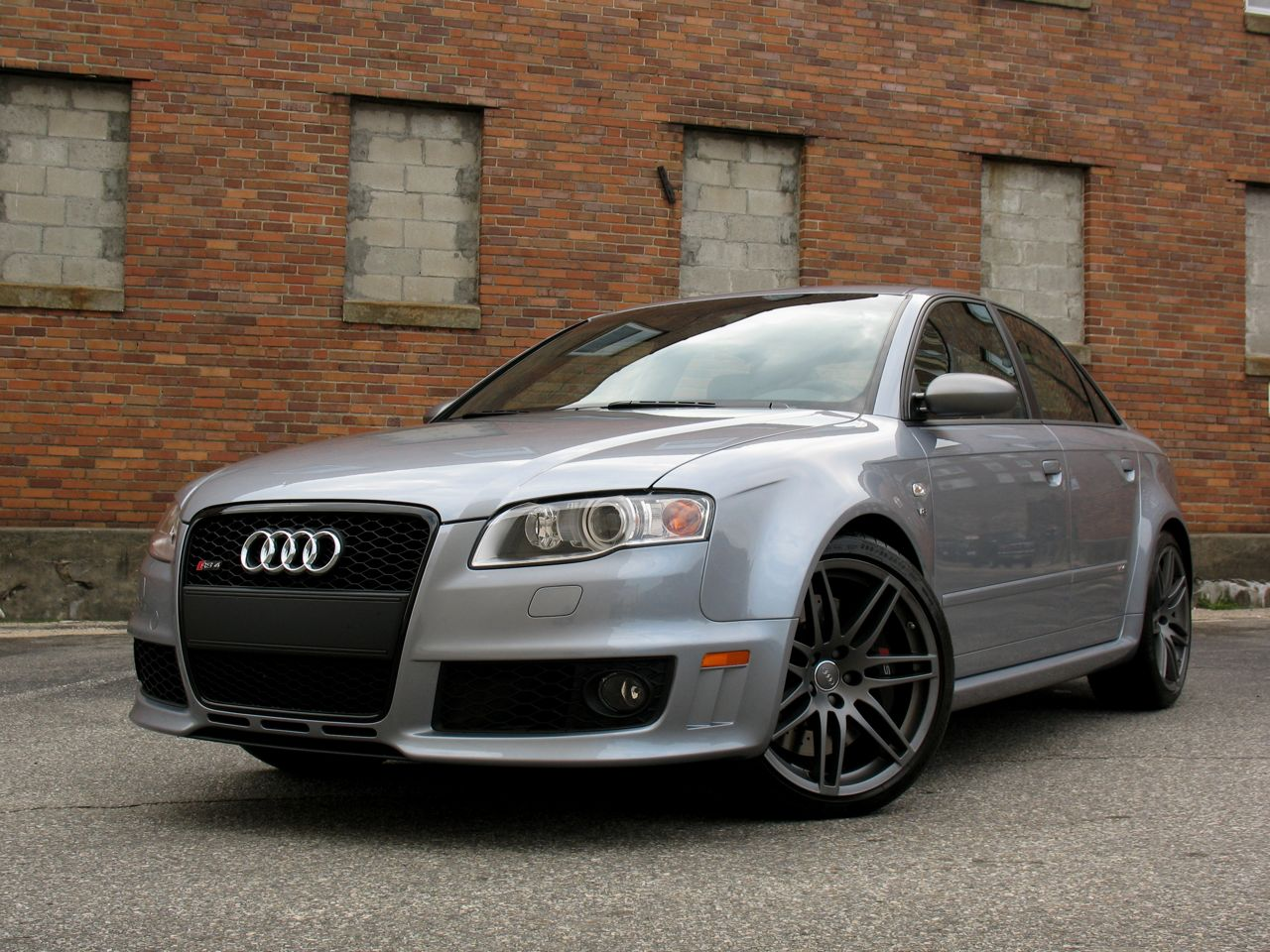 Review: 2008 Audi RS4 Photo Gallery - Autoblog