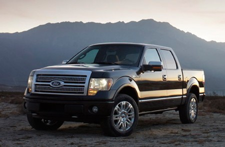 5 4l v8 power ratings revealed for 2009 ford f 150. Black Bedroom Furniture Sets. Home Design Ideas