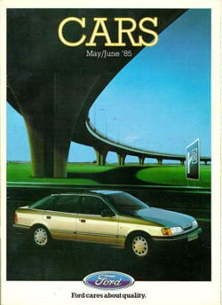 Ford brochure