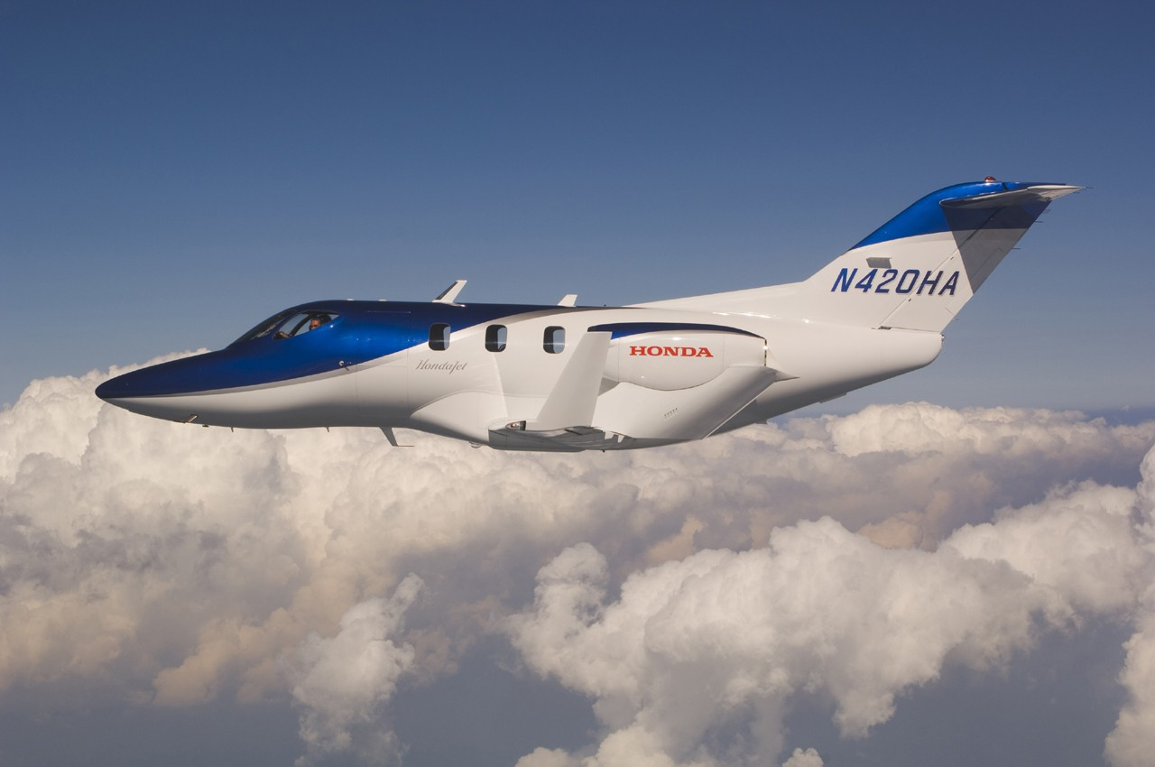 Hondajet photo gallery autoblog for How much is a honda jet