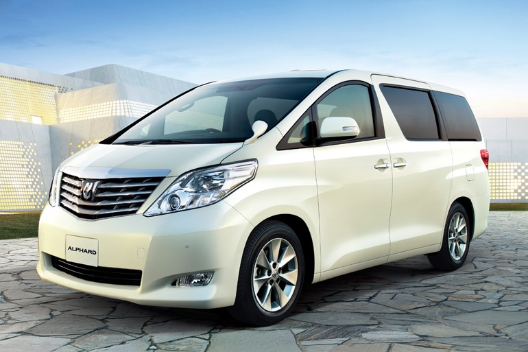 Japanese Dealer Petitioning Lexus For Luxury Van W Poll