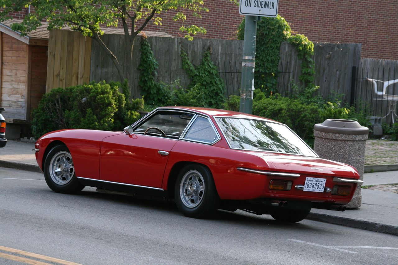 1968 Lamborghini Islero Photo Gallery Autoblog